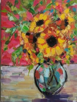 Bold Sunflowers
