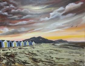Broadchurch Beach Huts