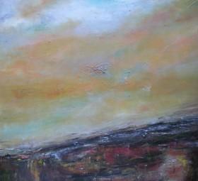Burnt Earth, Yellow Sky