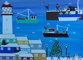 Christmas harbour