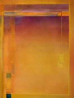 calm geometric painting - depths
