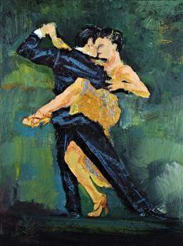 Cha-Cha Ballroom Dance 756