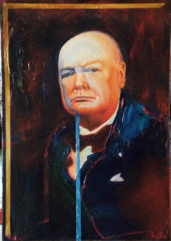 Churchill of the Mask