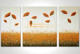 Clementine Triptych