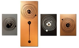 Copper Quatro (custom colours)