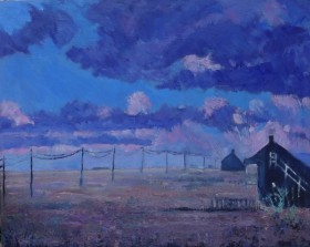 Big Skies and Cottages, Dungeness