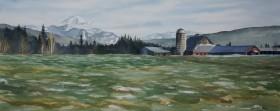 Farmstead by Mt Baker