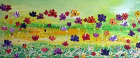 Glitter Garden 5