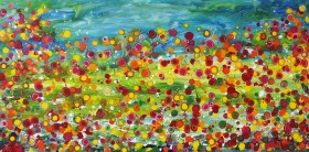 A Million Poppies (Large Panoramic)