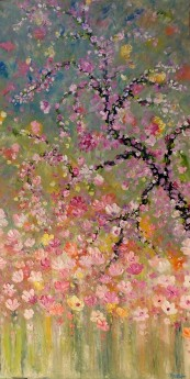 Smothered In Blossoms