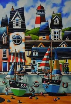 Cornish Colours
