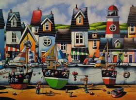 Cornish Harbour View