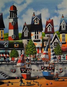 The Cornish Boats