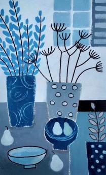 Blue Still Life VII