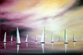 Harmonious Sails 2 - large
