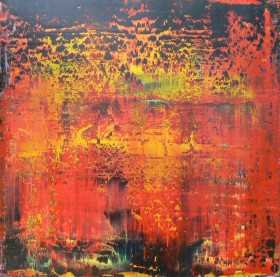 Richter Scale - Hell Fire -SOLD (UK)