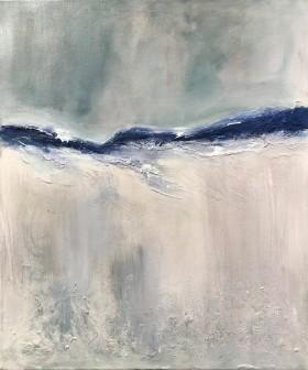 Abstract Landscape Dartmoor