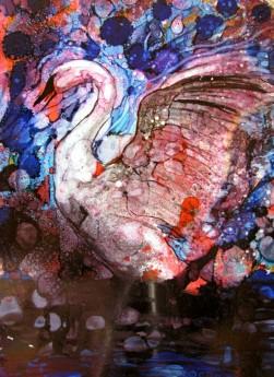 """""""Swan Landing"""""""