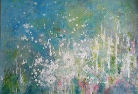 """Colours of the Spring I 33""""x23"""