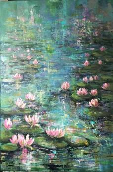 Lily pond no 3 Main image.