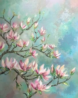 magnolia in spring Main image