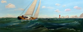 Drifting on the Solent