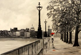 Southbank stroll