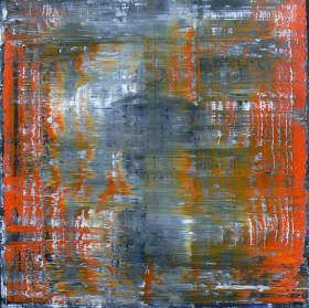 Richter Scale - Isabelle - Orange Squash - Destroyed