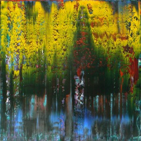 Richter Scale - I can't help liking yellow - SOLD (Switzerland)