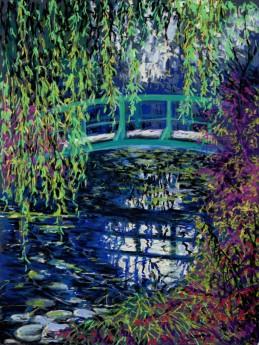 Japanese Bridge at Giverny
