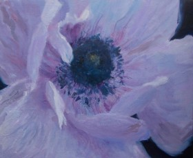 lilac flower main piece