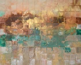 Limestone Mosaic