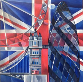 London Abstracted 1