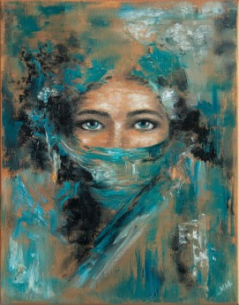 Turquoise Princess