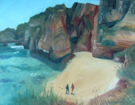 Praia donna Anna