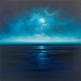 Moonlight Glistens