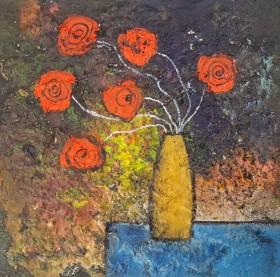 Never wilting roses II