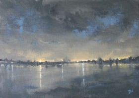 Nocturne: Reflections