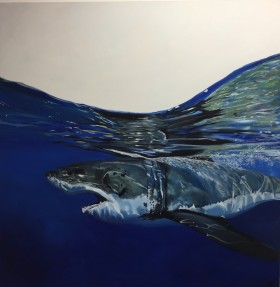 The great white shark is arguably the world's largest known extant macropredatory fish, and is one of the primary predators of marine mammals. It patrols the oceans clearing away injured or decaying animals keeping the oceans echo system running smoothly.