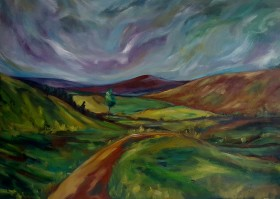 The Rolling Hills of Wicklow