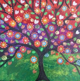 The Sumptuous Black Tree