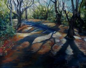 Highams Park Path