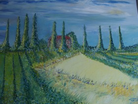 The Tuscan Trees