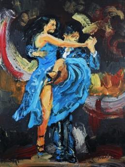 Paso Doble Ballroom Dance 760