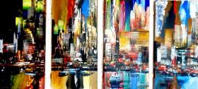 New York City Skyline 4924