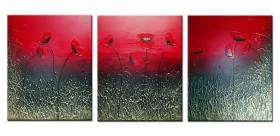 Raw Poppies