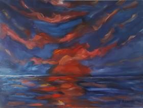 Red Moon Horizon