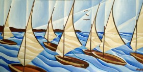 Sailing Back Home