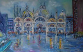 The Piazza, San Marco