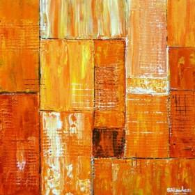 Kinetic Orange No 2